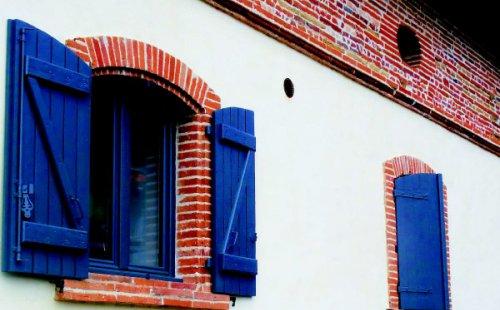 Pose de fenêtres bois à Saint-Symphorien-d'Ozon et sa région.