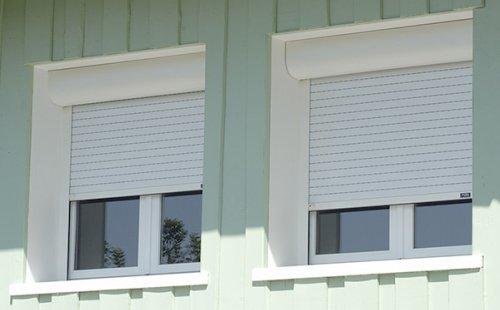 Installation de volets roulants pour maison passive à Saint-Symphorien-d'Ozon et sa région.
