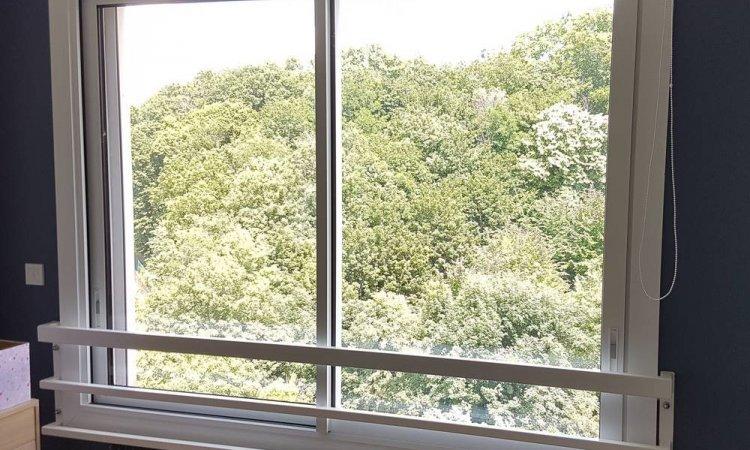 Pose de fenêtre aluminium KL-FP à Saint-Symphorien-d'Ozon et sa région.