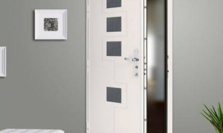 Pose de portes blindées Diamant EI30 à Saint-Symphorien-d'Ozon et sa région
