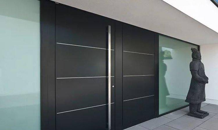 Pose de porte d'entrée PVC aluminium à Saint-Symphorien-d'Ozon et sa région