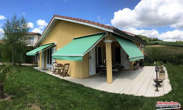Pose de Stores extérieur NASH, CALYPSO et EPICA à Saint-Symphorien-d'Ozon et sa région